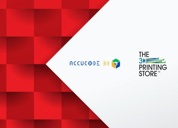 Accucode 3D and The 3D Printing Store Expand Market Reach with Merger