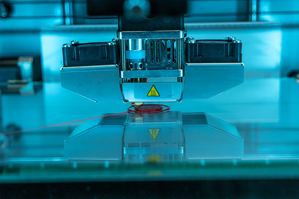A Review: Multiple Extrusion 3D Printing
